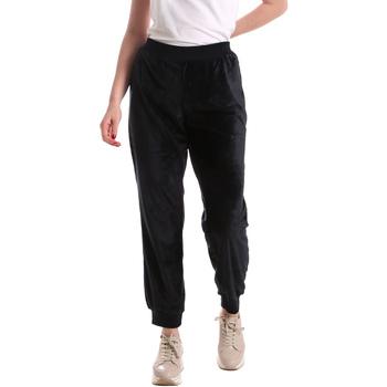 Textil Ženy Turecké kalhoty / Harémky Key Up 5CS55 0001 Modrý