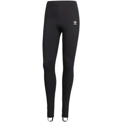 Textil Ženy Legíny adidas Originals DH2754 Černá