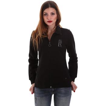 Textil Ženy Mikiny Key Up 5EG20 0001 Černá