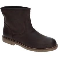 Boty Ženy Polokozačky Grace Shoes 1839 Hnědý