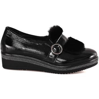 Boty Ženy Mokasíny Grunland SC3148 Černá