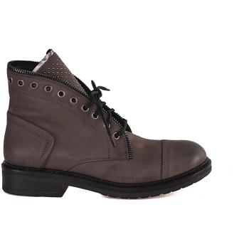 Boty Ženy Kotníkové boty Mally 5037 Hnědý