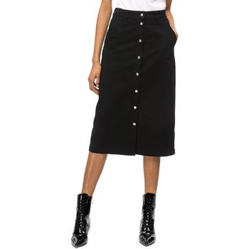 Textil Ženy Sukně Calvin Klein Jeans J20J208502 Černá
