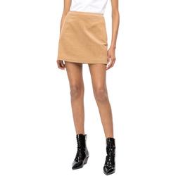 Textil Ženy Sukně Calvin Klein Jeans J20J208503 Béžový