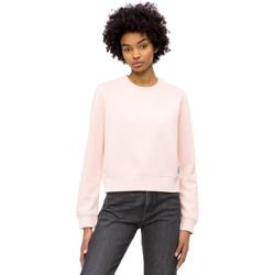 Textil Ženy Mikiny Calvin Klein Jeans J20J208562 Růžový