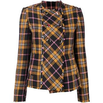 Textil Ženy Saka / Blejzry Liu Jo F68235T0109 Černá