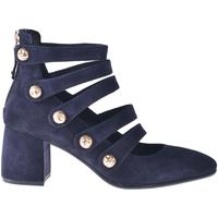 Boty Ženy Lodičky Elvio Zanon I0703P Modrý