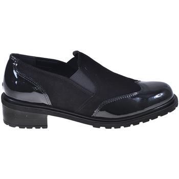 Boty Ženy Mokasíny Grunland SC4094 Černá