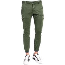 Textil Muži Cargo trousers  Gaudi 921BU25011 Zelený