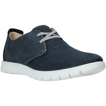 Boty Muži Nízké tenisky IgI&CO 5115400 Modrý