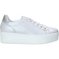 Boty Ženy Nízké tenisky IgI&CO 5158500 Stříbrný