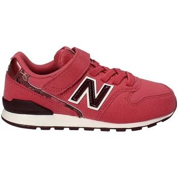 Boty Děti Nízké tenisky New Balance NBKV996F2Y Červené