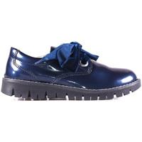 Boty Dívčí Šněrovací polobotky  Primigi 2385633 Modrý