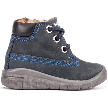 Boty Děti Kotníkové boty Lumberjack KB48301 001 D01 Modrý