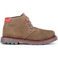 Boty Děti Kotníkové boty Lumberjack SB47303 003 B03 Hnědý
