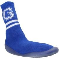 Boty Děti Papuče Grunland PA1036 Modrý