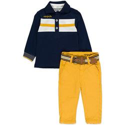 Textil Chlapecké Set Losan 827-8031AC Modrý