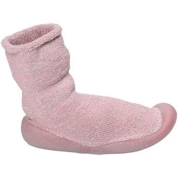 Boty Děti Papuče Grunland PA1036 Růžový