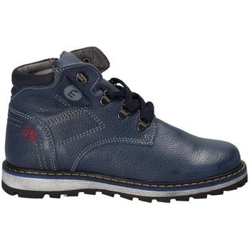 Boty Děti Kotníkové boty Melania ME2029D8I.B Modrý