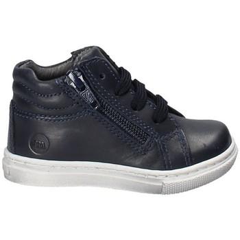 Boty Děti Kotníkové boty Melania ME1453B8I.C Modrý