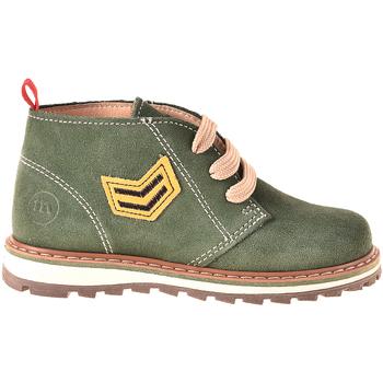 Boty Děti Kotníkové boty Melania ME2032D8I.E Zelený