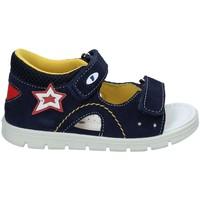 Boty Dívčí Sportovní sandály Falcotto 1500680-01-9101 Modrý