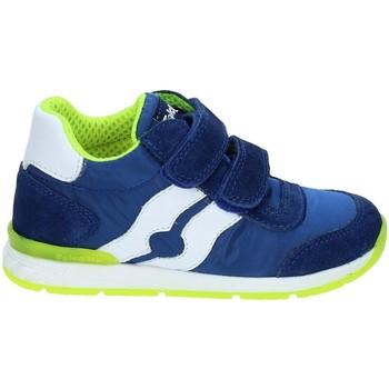 Boty Děti Nízké tenisky Falcotto 2012380-01-9105 Modrý
