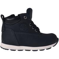 Boty Děti Kotníkové boty Melania MK1032B8I.B Modrý