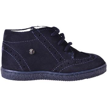 Boty Děti Kotníkové boty Melania ME0146A8I.B Modrý