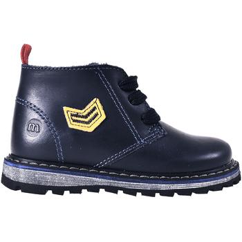 Boty Děti Kotníkové boty Melania ME1032B8I.W Černá