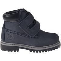 Boty Děti Kotníkové boty Lumberjack SB05301 006 D01 Modrý