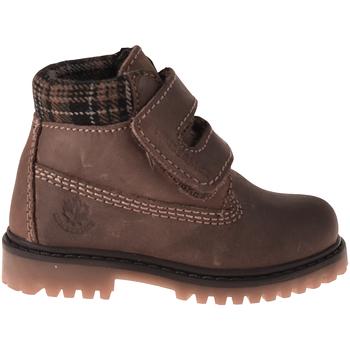 Boty Děti Kotníkové boty Lumberjack SB05301 006 H01 Hnědý