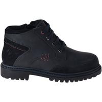 Boty Děti Kotníkové boty Lumberjack SB33503 001 M55 Modrý
