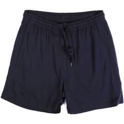 Textil Muži Kraťasy / Bermudy Key Up 2M955 0001 Modrý
