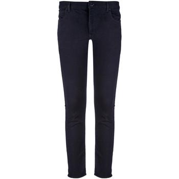Textil Muži Rifle skinny Calvin Klein Jeans K10K102968 Černá