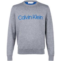 Textil Muži Svetry Calvin Klein Jeans K10K102997 Šedá