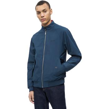 Textil Muži Teplákové bundy Calvin Klein Jeans K10K103099 Modrý