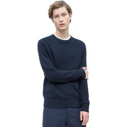 Textil Muži Svetry Calvin Klein Jeans K10K103324 Modrý