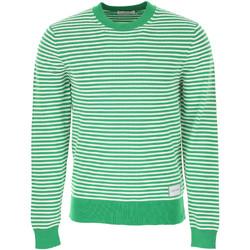 Textil Muži Svetry Calvin Klein Jeans K10K103327 Zelený