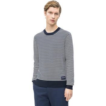 Textil Muži Svetry Calvin Klein Jeans K10K103327 Modrý