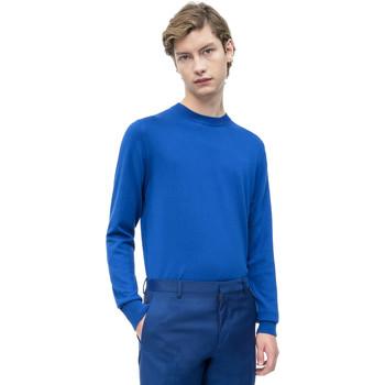 Textil Muži Svetry Calvin Klein Jeans K10K103690 Modrý