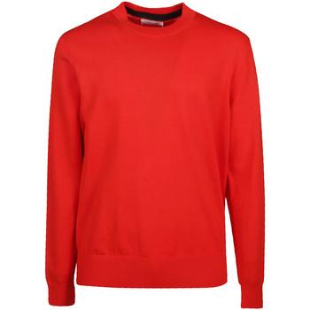 Textil Muži Svetry Calvin Klein Jeans K10K103690 Červené