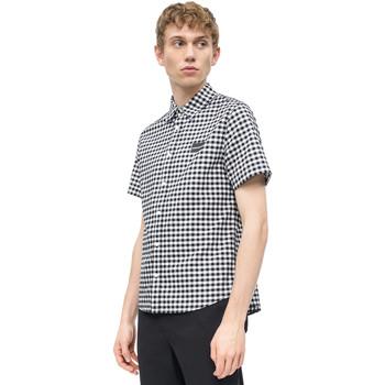 Textil Muži Košile s krátkými rukávy Calvin Klein Jeans J30J311492 Bílý