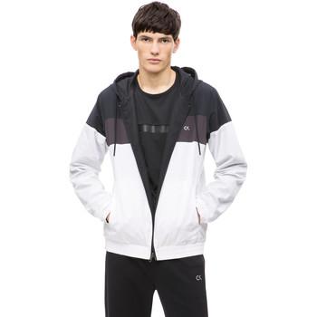 Textil Muži Bundy Calvin Klein Jeans 00GMH8O534 Bílý