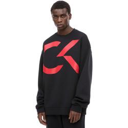 Textil Muži Mikiny Calvin Klein Jeans 00GMH8W329 Černá