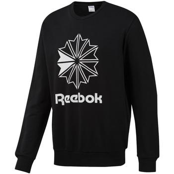 Textil Muži Mikiny Reebok Sport DT8132 Černá