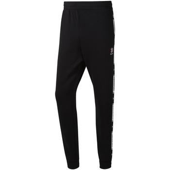Textil Muži Teplákové kalhoty Reebok Sport DT8143 Černá
