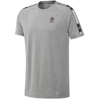 Textil Muži Trička s krátkým rukávem Reebok Sport DT8146 Šedá