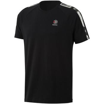 Textil Muži Trička s krátkým rukávem Reebok Sport DT8147 Černá