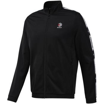 Textil Muži Teplákové bundy Reebok Sport DT8150 Černá